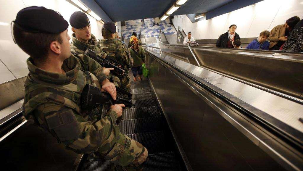 Etat d'urgence contre le terrorisme