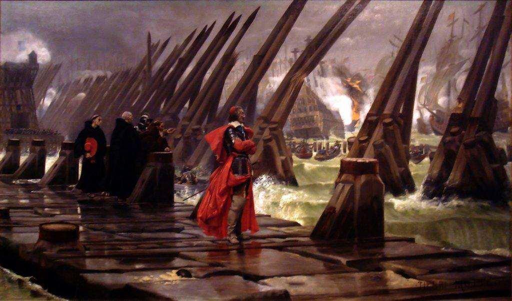 Siege de La Rochelle