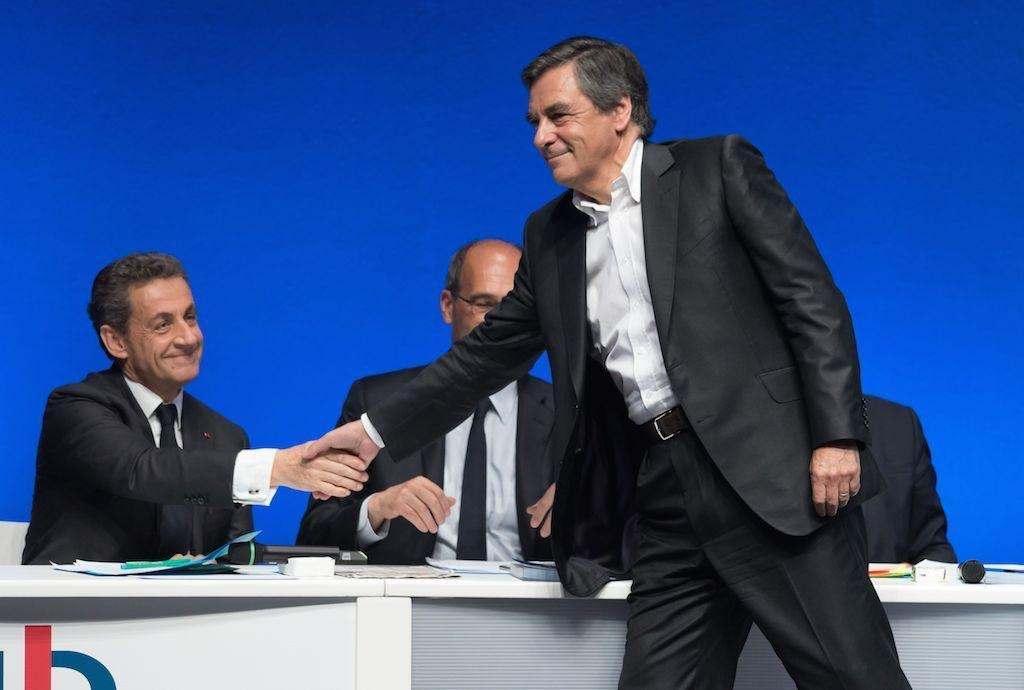 Fillon et Sarkozy en toute transparence