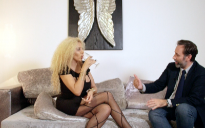 L'INTERVIEW CONFESSION D'AFIDA TURNER