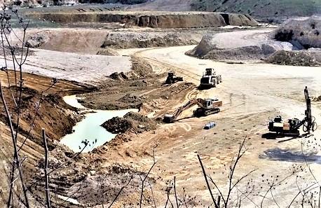 Calcaire ciment